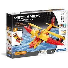 Mechanics Laboratory Seaplane and Hydro plane