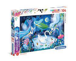 Brilliant Puzzle - A Fairy Night
