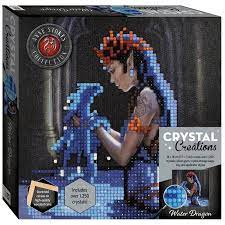 Crystal Creation Anne Stokes, Water Dragon