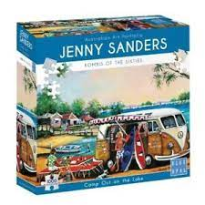 Jenny Sanders - Camp out on the Lake
