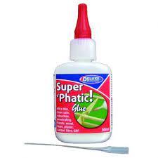 Delux Super Phatic Glue 50ml