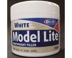 DM BD05 Model Lite White 240cc