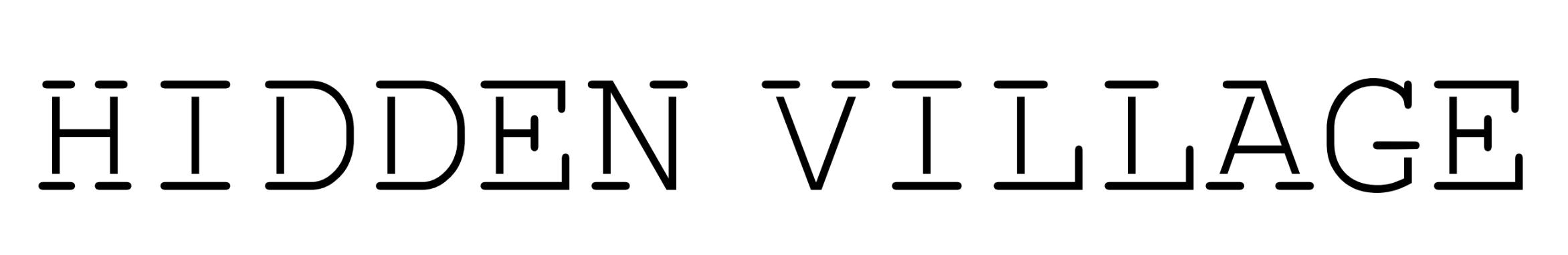 The Hidden Village Logo
