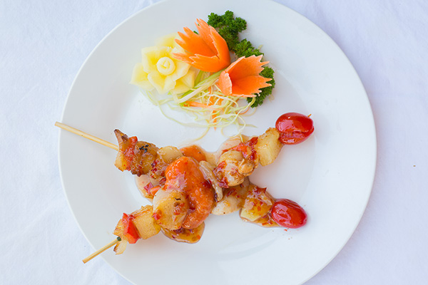 E03.BBQ Meat on Skewers [2]