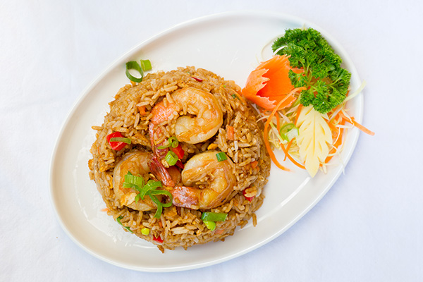 N03.Thai Fried rice with .....