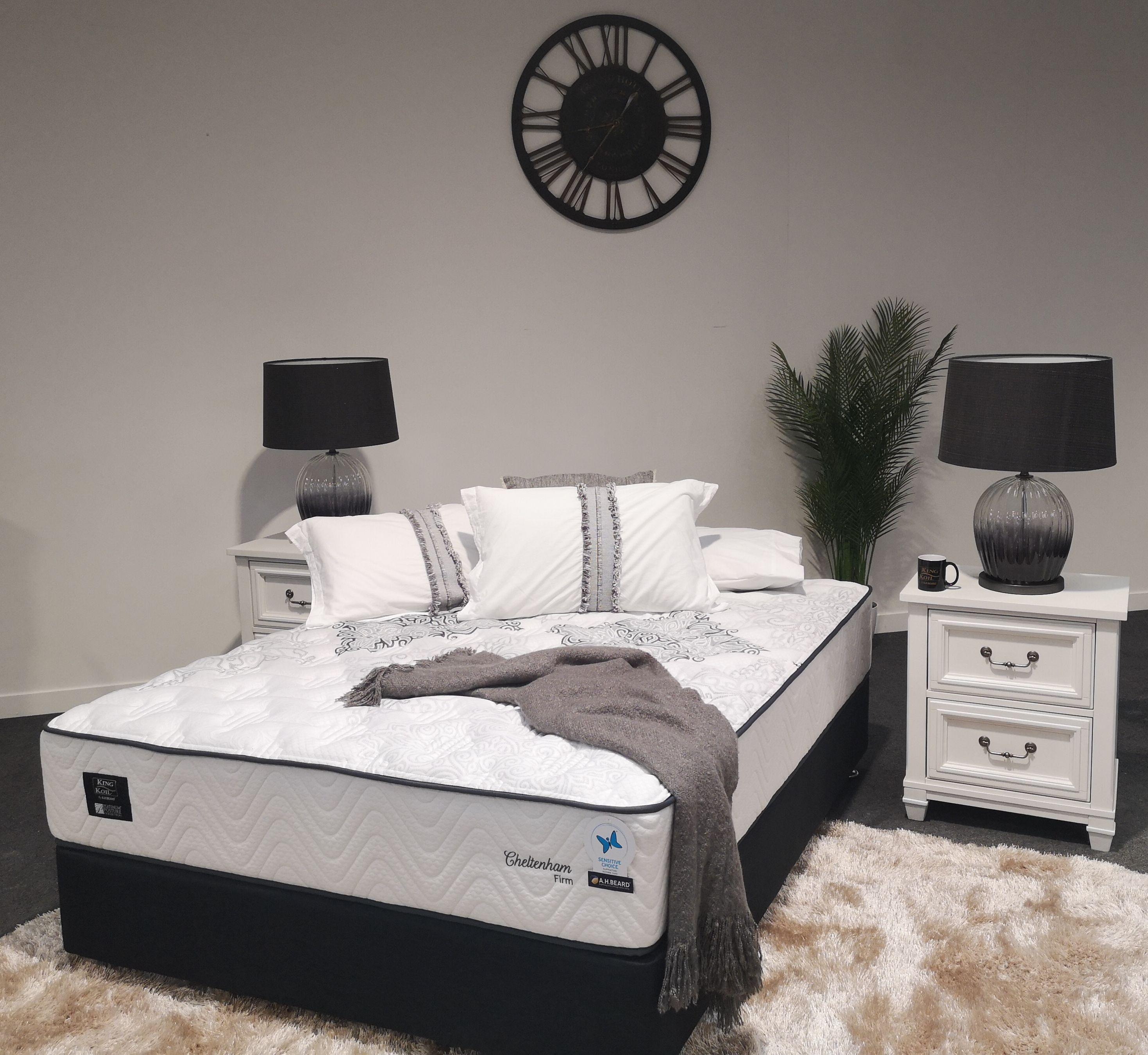 CHELTENHAM FIRM QUEEN BED