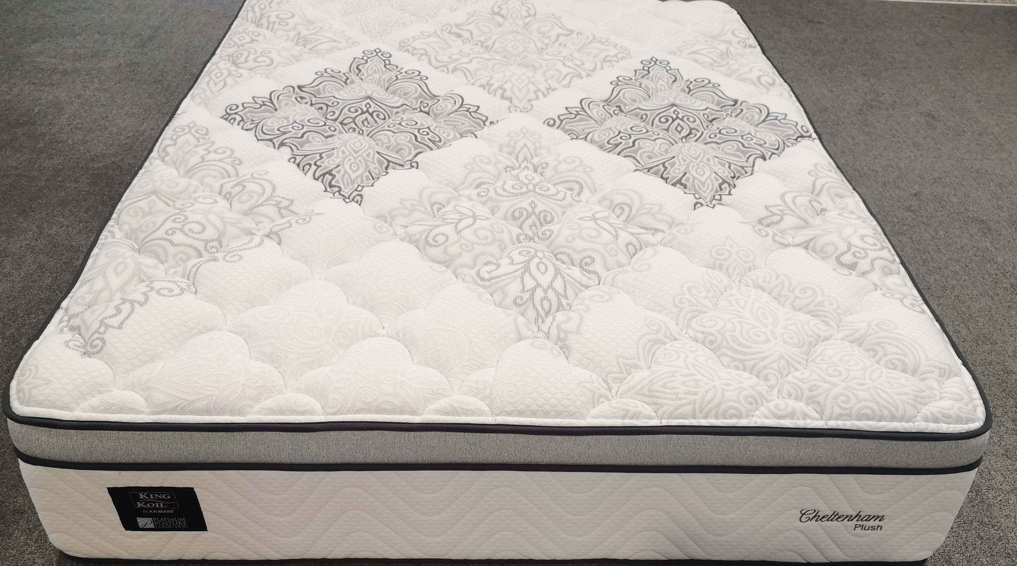 CHELTENHAM PLUSH QUEEN MATTRESS