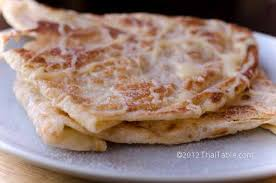 X1.Roti bread – Canai