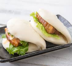 E B3. Satay Chicken Steam Bun [2]