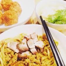 N04. Golden Egg noodle with .......