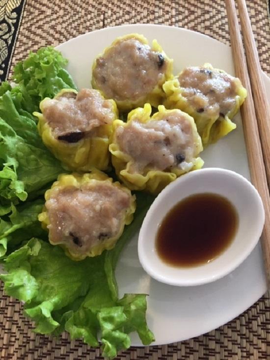 E D1. Dim Sum - Pork and Mushroom (5)