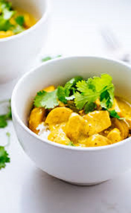 C6 Thai Yellow curry