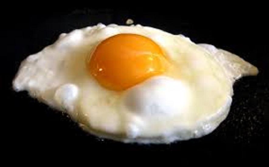 X3.Fried egg
